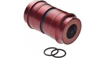 ROTOR Pressfit 4624 MTB Innenlager Ceramic rot