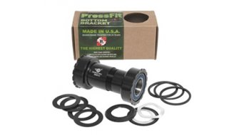 Wheels Manufacturing 386EVO Angular bottom bracket for SRAM 22/24mm black