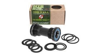 Wheels Manufacturing BSA ABEC3 Innenlager MTB 73mm für Shimano black