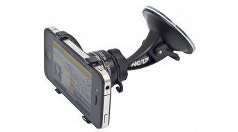 NC-17 iPhone Монтажна стойка за 3G/3GS/4/4S/5/5S/5C за монтаж към предното стъкло на автомобила