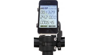 NC-17 iPhone handle bar holder black for iPhone 4G