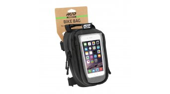 NC-17 Connect Smartphone bag for top tube black