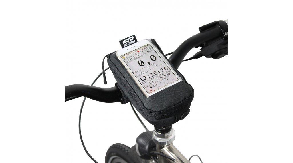NC-17 Connect Smartphone Tasche für Vorbau schwarz