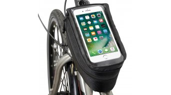 NC-17 Connect Smartphone Tasche für Oberrohr XL schwarz