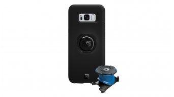 Quad Lock Bike Kit Samsung Galaxy S8 Plus Vorbau/-Lenkerhalterung + Hülle mit Haltevorrichtung black