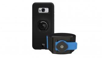 Quad Lock Run Kit Samsung Galaxy Lauf-pulsera + funda con Haltevorrichtung negro
