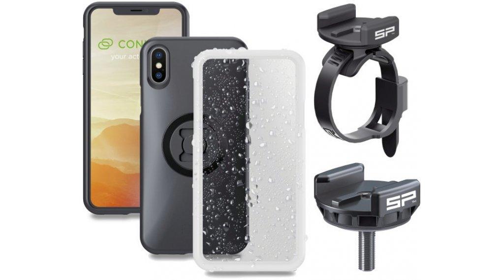 SP Connect Bike Bundle Fahrradhalterungsset für iPhone XS Max schwarz