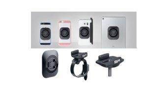 SP Connect Bike Kit Universal Fahrradhalterungs-Kit für Smartphones schwarz