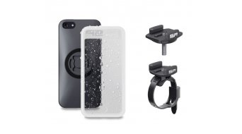 SP Connect Bike Bundle Fahrradhalterungsset für iPhone 5/SE schwarz