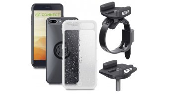 SP Connect vélo Bundle vélohalterungs set pour iPhone noir