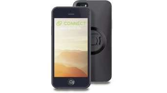 SP Connect Phone Case Smartphone-Hülle für iPhone schwarz