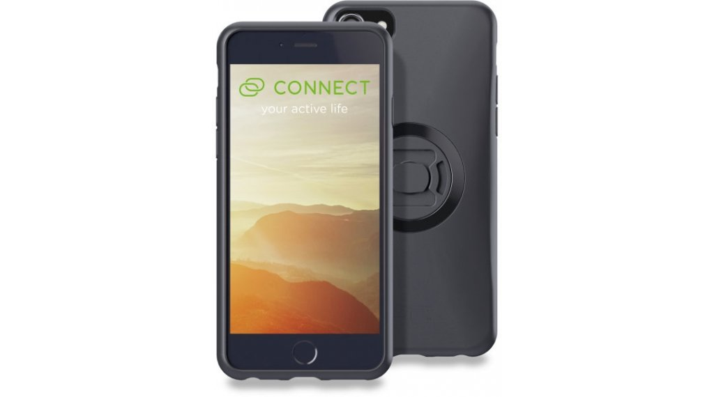 SP Connect Phone Case Smartphone-Hülle für iPhone 8/7/6S/6 schwarz
