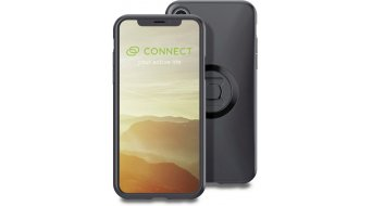SP Connect Phone Case Smartphone-Hülle für iPhone X/XS schwarz