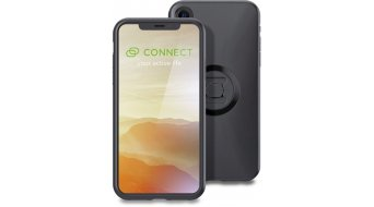 SP Connect Phone Case Smartphone-Hülle für iPhone XR schwarz