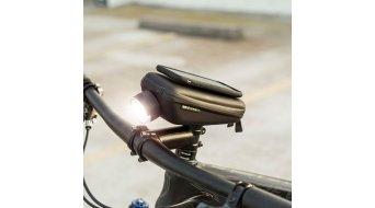 SP Connect Wedge Case Set Fahrradtasche mit Smartphonehalterung schwarz