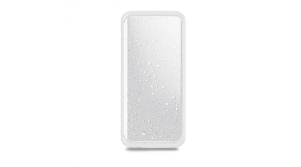 SP Connect Rain Cover Smartphone-do deštěpouzdro pro iPhone X čirá