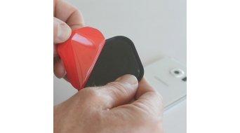 SP Connect Universal Interface Klebe Halterung für Smartphones schwarz