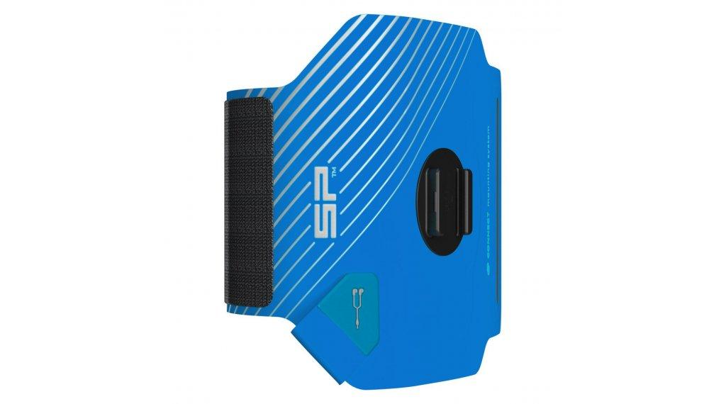 SP Connect Running Band Sportarmband für Smartphonemontage blau