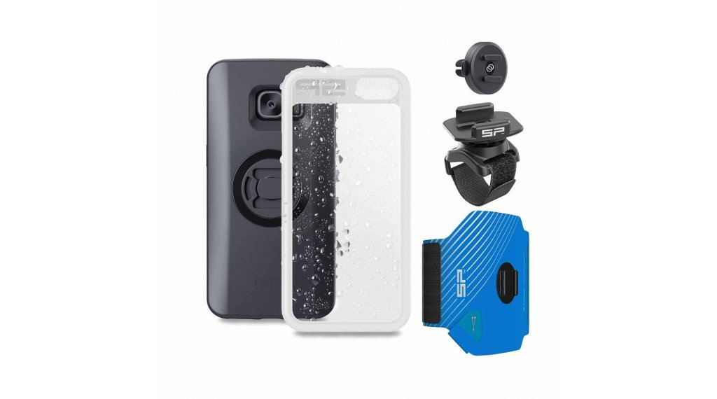SP Connect Multi Activity Bundle Universal-Halterungs-Kit für Samsung Galaxy S7 schwarz