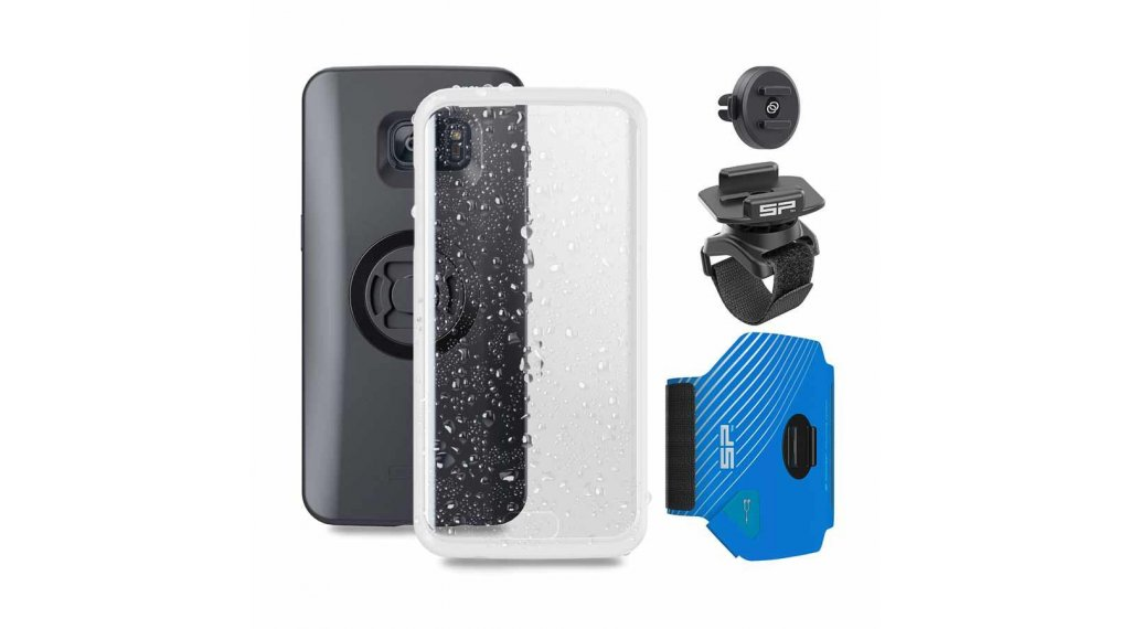 SP Connect Multi Activity Bundle Universal-Halterungs-Kit für Samsung Galaxy S7 Edge schwarz