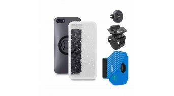 SP Connect Multi Activity Bundle Universal-Halterungs-Set für iPhone 5/SE schwarz
