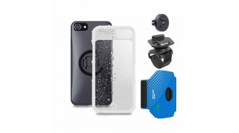 SP Connect Multi Activity Bundle Universal-Halterungs-Set für iPhone 8/7/6s/6 schwarz