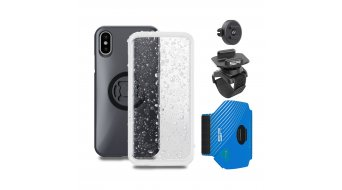 SP Connect Multi Activity Bundle Universal-Halterungs set per iPhone nero
