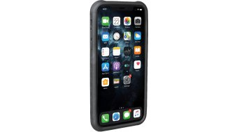 Topeak iPhone RideCase (incl. Halter) para iPhone 11 negro/gris