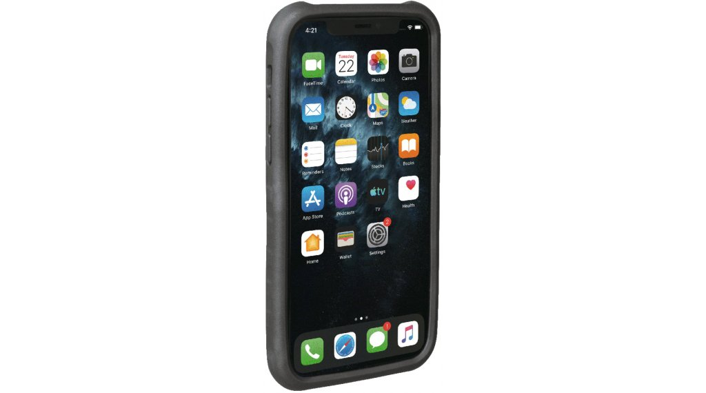 Topeak iPhone RideCase (ohne Halter) für iPhone 11 Pro black/grey