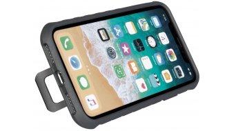 Topeak iPhone RideCase (inkl. Halter) für iPhone 11 black/grey