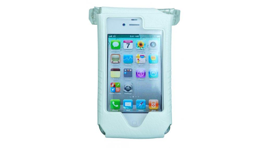 Topeak iPhone DryBag Tasche für iPhone 4 wasserdicht weiß