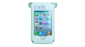 Topeak iPhone DryBag tasca per iPhone 4 impermeabile bianco