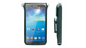 Topeak Smartphone DryBag para 6 Displays impermeable negro(-a)
