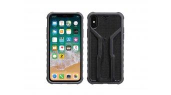 Topeak iPhone RideCase (ohne Halter) für iPhone X schwarz/gray