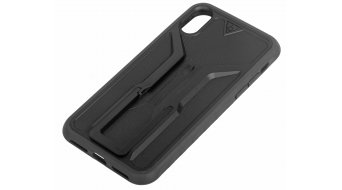 Topeak iPhone RideCase (含有基座) 适用于 iPhone X 黑色/gray