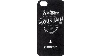 Zimtstern iPhone Case custodia black