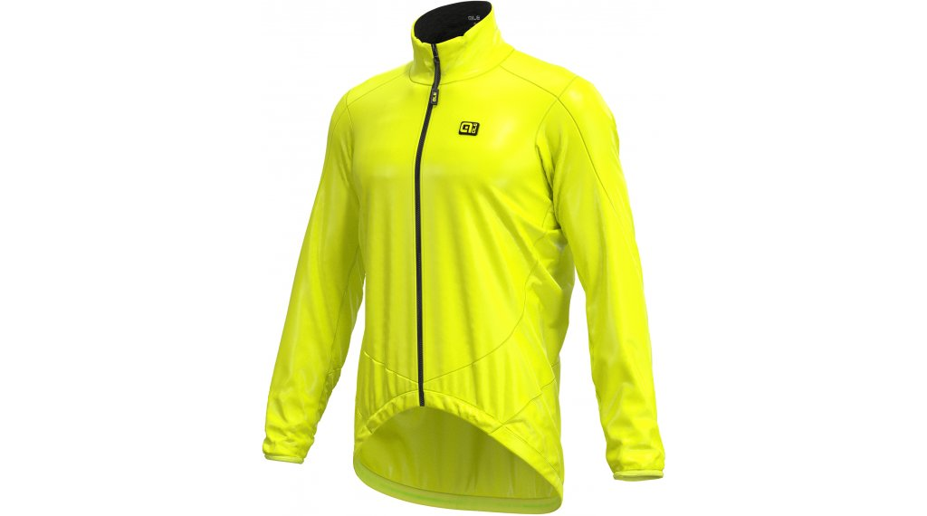 Alé Light Pack Jacke Herren Gr. M fluo yellow