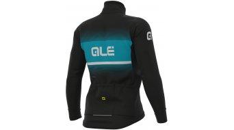 Alé Blend DWR Solid giacca da uomo mis. M nero/turchese- SAMPLE
