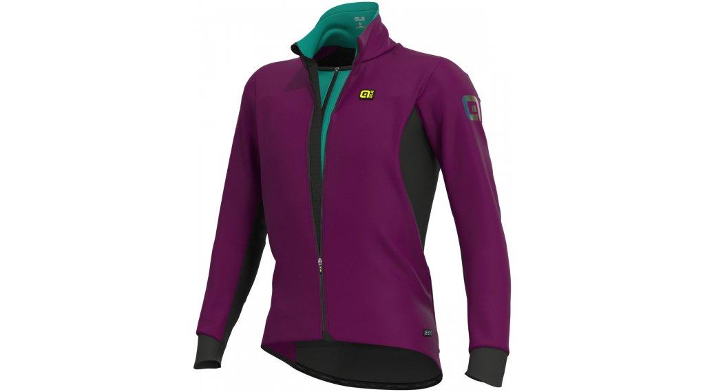 Alé Course Combi DWR Clima Protection 2.0 giacca da uomo mis. M prune- SAMPLE