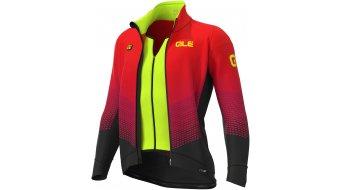 Alé Delta Combi DWR Stretch PRS giacca da uomo mis. L nero/bordeaux rosso