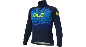 Alé Summit DWR Solid giacca da uomo mis. M navy/light blu