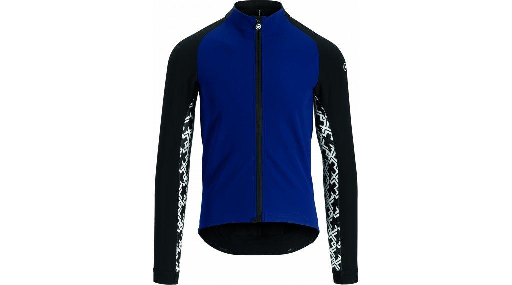 Assos Mille GT Winter Jacket 男士 型号 L caleumBlue
