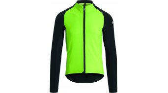 Assos Mille GT winter jacket men visibilityGreen