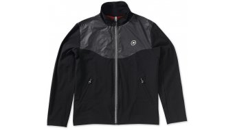 Assos trackJack Signature jacket men blockBlack