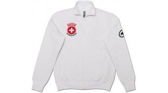 Assos FelpaJack suissefed veste hommes- veste taille holyWhite
