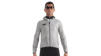 Assos SJ.worksteamShelljacket evo8 pánská bunda FF1Grey