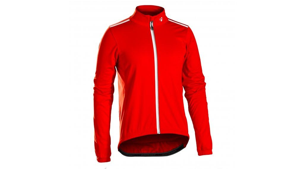 Bontrager Starvos 180 Softshell pánská bunda velikost XS (US) bonty red
