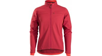 Bontrager Circuit Softshell Jacke Herren cobra blood