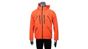 Bontrager OMW Softshell jacket men wheelioactive orange