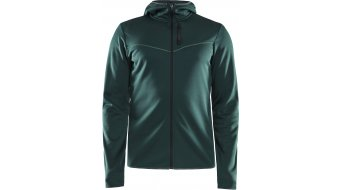 Craft Eaze Full-Zip Sweat Kapuzenjacke Herren Gr. M pine - MUSTERKOLLEKTION